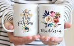 Mothers Day Gift Great Is Thy Faithfulness Mothers Day Personalized
