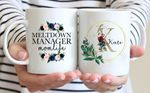 Mothers Day Gift Melt Down Manager Mom Life Mothers Day Personalized