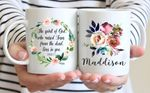 Mothers Day Gift The Spirit Of God Who Raise Jesus From The Dead Live In You Mothers Day Personalized