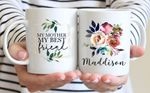 Mothers Day Gift My Mother My Best Friend Mothers Day Personalized