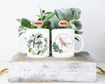 Mothers Day Gift My Only Hope Is In You Mothers Day Personalized