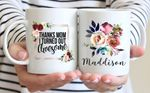 Mothers Day Gift Thanks Mom I Turned Out Awesome Mothers Day Personalized