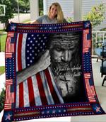 Jesus Christian Dont Be Afraid Just Have Faith Fleece