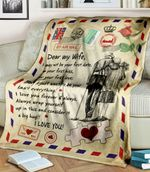 Airmail Dear My Wife I May Not Be Your First Date I Want To Be Your Last Everything I Love You