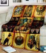 Ancient Egypt Iconic Gods Set Horus Osiris