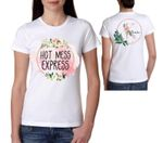 Mothers day gift Hot Mess Express Mothers Day Personalized