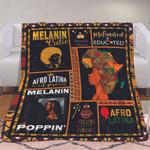 African American Afro Women Black Girl Magic Natural Hair