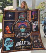 Melanin Culture Black History Turned 60 In Black Girl 60th Birthday