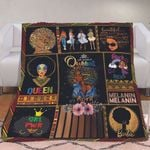 Queens are born in april black talented afro girl