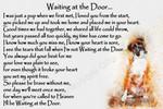 Boxer dog pet loss memorial sympathy bereavement Rainbow poster