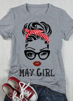 May girl tshirt