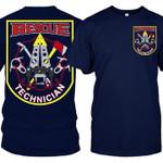 Rescue technician t shirt