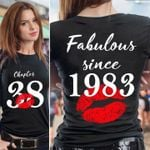 Fablulos since 1983 chapter 38 t shirt