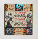 My Husband The Day I Met You I Have Found The One Whom My Soul Loves You Complete Me The Nightmare Before Christmas-Tm