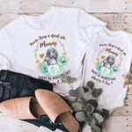 Hippopotamus You are Doing a Great Job Mommy Happy 1st Mothers Day Personalized