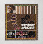 Black Without Apology Girl Magic Afro Diva 4