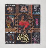 Melanin Afro Natural Hair Queen Cute Black Girl Magic (2)