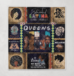Queens Friends Afro Girls Black Women
