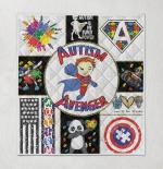 Autism Superpower Autism Prevention Superhero Autism Is My Super Power