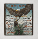 Eagle To My Son Never Feel That You Are Alone No Matter How Near How Far Apart Always Love You Mom