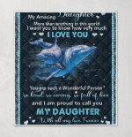 Dolphins My Amazing Daughter More Than Anything In This World I Love You Proud To Call You My Daughter With All My Love Forever