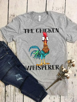 The Chicken Whisperer Colorful Rooster Bewildered T Shirt Best Gift For Friends Tshirt