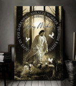 Light In The Darkness Miracle Worker Promise Keepers Way Waker Poster Canvas Best Gift For Jesus Lovers Poster