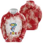 Back To School Im ready to crush Pre K Shark 3D Designed Allover Gift For Pre K School Kids Hoodie