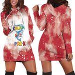 Back To School Im ready to crush Pre K Shark 3D Designed Allover Gift For Pre K School Kids Hoodie Dress