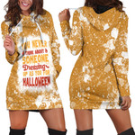 You Never Think About Someone Dressing For Halloween 3D Designed Allover Gift For Halloween Holiday Lovers Hoodie Dress