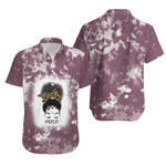 Mom Life Black Queen Afro 3D Designed Allover Gift For Afro Black Queen America Hawaiian Shirt