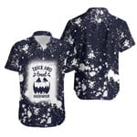 Trick And Treat Halloween Pumpkins Black Drop Painting 3D Designed Allover Gift For Halloween Holiday Lovers Hawaiian Shirt