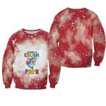Back To School Im ready to crush Pre K Shark 3D Designed Allover Gift For Pre K School Kids Sweater