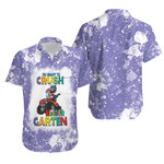 Back To School Im ready to crush Kinder Garten Dinosaur 3D Designed Allover Gift For School Kids Hawaiian Shirt