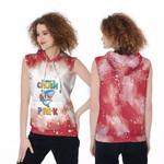 Back To School Im ready to crush Pre K Shark 3D Designed Allover Gift For Pre K School Kids Sleeveless Dress