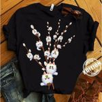 Pussy Willow Cats Family Classic Black t-shirt gift for Pussy Willow Lovers Cats Lovers Tshirt