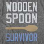 Wooden Spoon Survivor Classic T-shirt gift for Wooden Spoon Lovers God Believers Tshirt