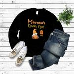 Grandma Custom T Shirt MawMaw's Pumpkin Patch Halloween Personalized Gift for Family