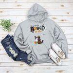 Grandma Custom T Shirt Sweatshirt Hoodie Grandma's Bootiful Crew Halloween Personalized Gift