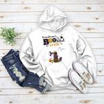 Grandma Custom T Shirt Grandmaw's Bootiful Crew Halloween Personalized Gift