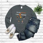 You Can't Scare Me I Have Little Monsters Custom Number and Name Kid Tshirt Hoodie Sweater Halloween Gift Personalized For Family