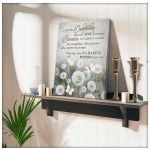 And the dandelion does not stop growing because It is told it is a weed butterlies poster gift for God Jesus Christian believers Poster