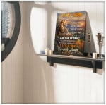 To My Son I Am The Storm I Love You Forever & Always Lions Poster gift from Dad To Son Poster