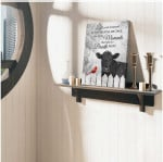 The Moments Cardinal and Black Angus Cow Canvas Wall Art poster canvas best gift for cow lovers Poster