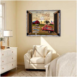 You are today and all of my tomorrow custom name road direction window design poster canvas gift for couple Poster