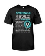 5 Things you should know about this woman she is horse mom t shirt best gift for horse mom Tshirt