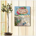 The Voice Of The Sea Speaks To The Soul Turtles Poster Gift For Turtles Lovers Beach Sea Lovers Poster