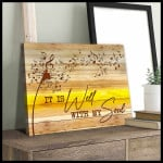 It Is Well With My Soul Dandelion Music Motivational Poster Gift For God Believers Poster