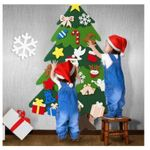 Kids DIY Felt Christmas Tree - 2020 New Arrival