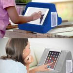 UK Pillow Pad Multi Angle Cushioned Tablet